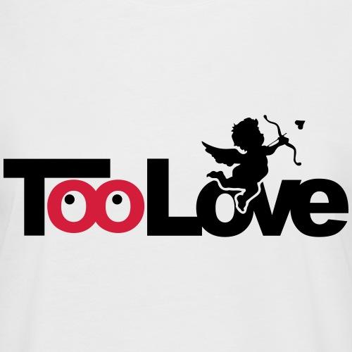 toolove21 - Maglietta ampia da donna