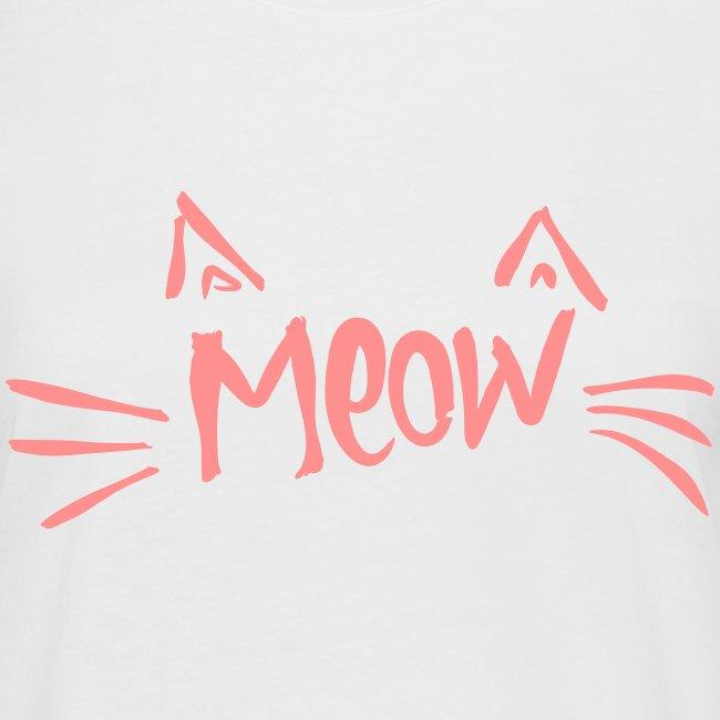 Vorschau: meow2 - Frauen Oversize T-Shirt