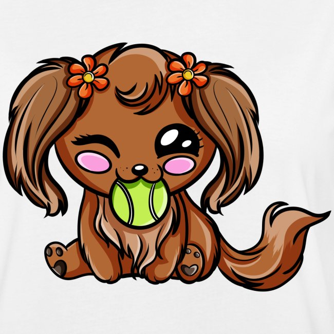 Puppy Dog Kawaii