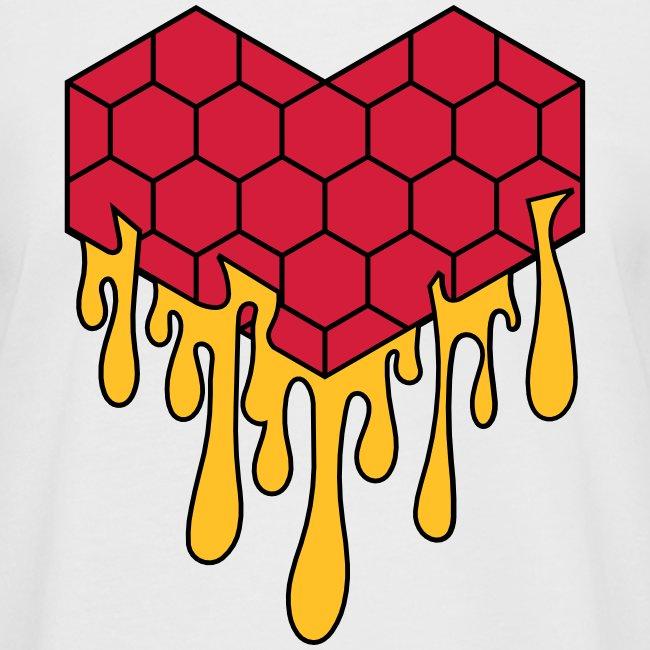 Honey heart cuore miele radeo