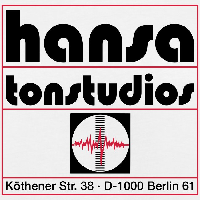 Hansa Studios T-Shirt | Vintage