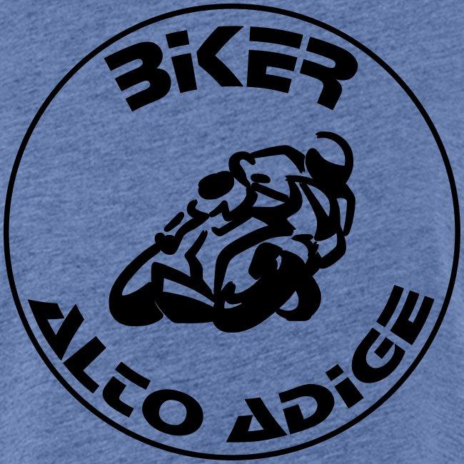 BikerAltoAdige circle logo Jacket