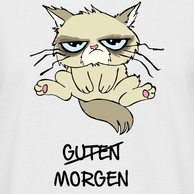 Vorschau: guten morgen - Frauen Oversize T-Shirt