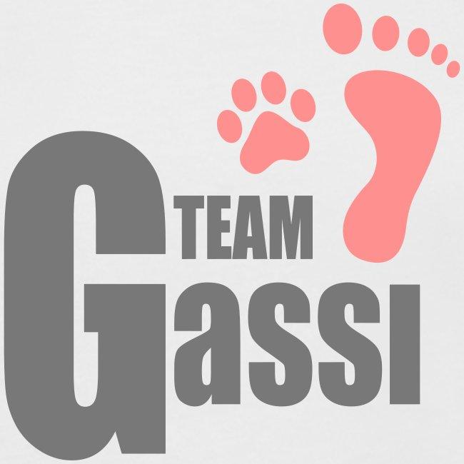 Vorschau: Team Gassi - Frauen Oversize T-Shirt