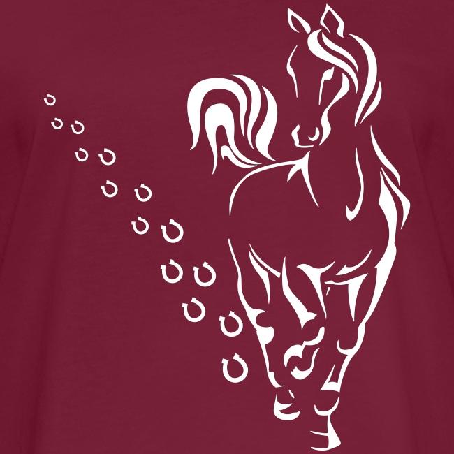 Vorschau: HORSEWALK - Frauen Oversize T-Shirt