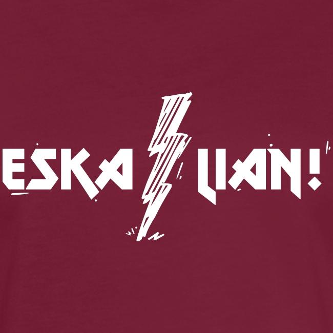Vorschau: Eskalian - Frauen Oversize T-Shirt
