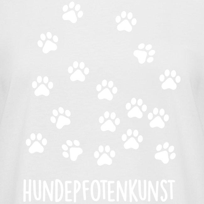 Vorschau: Hundepfotenkunst - Frauen Oversize T-Shirt