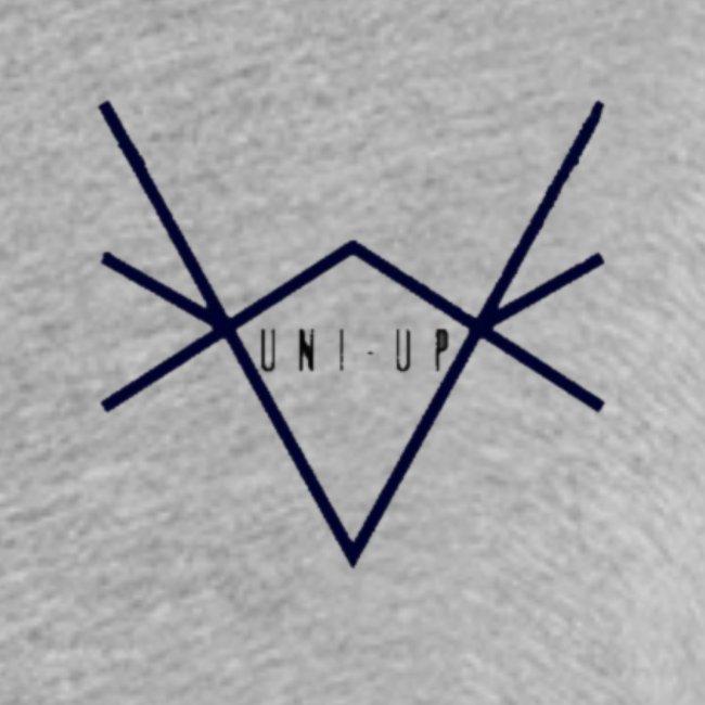 T-shirt oversize Femme Uni-up