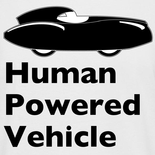 Quattrovelo Human Powered Vehicle black