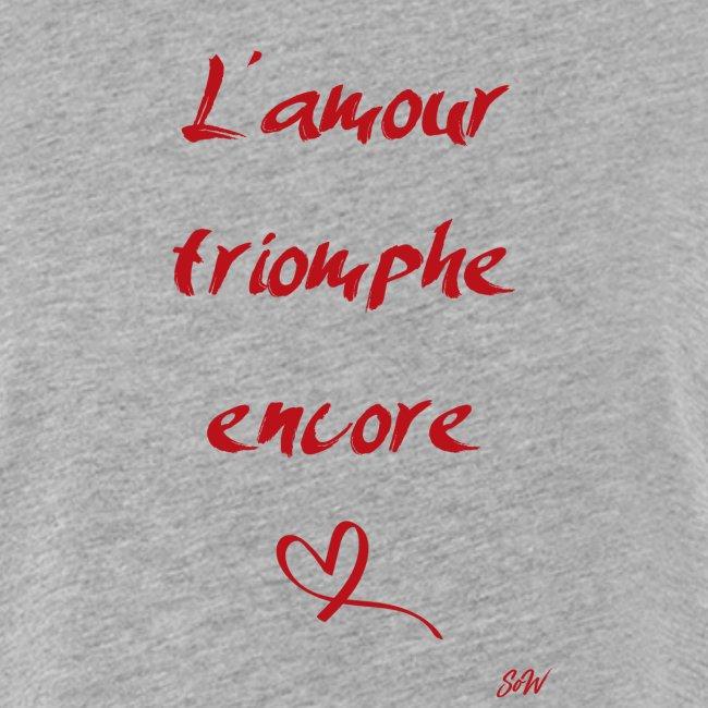 L'amour triomphe encore