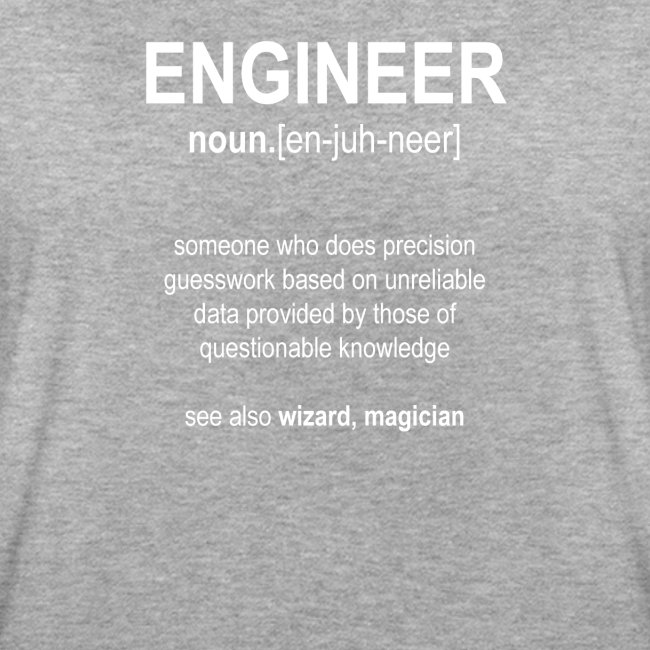 """Engineer"" Def. 01"