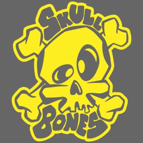 Skull and Bones - Oversize-T-shirt dam