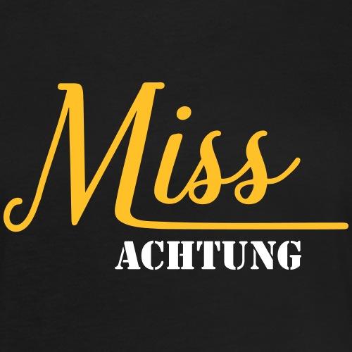 MissACHTUNG [vec]