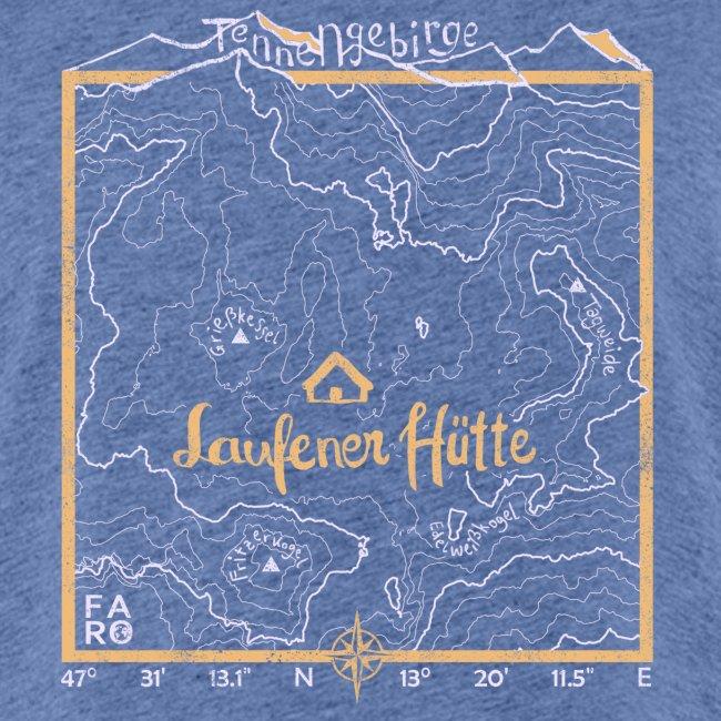 Laufener Hütte im Tennengebirge - Taco Yellow