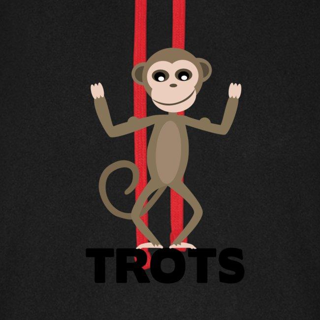 apetrots aapje wat trots is