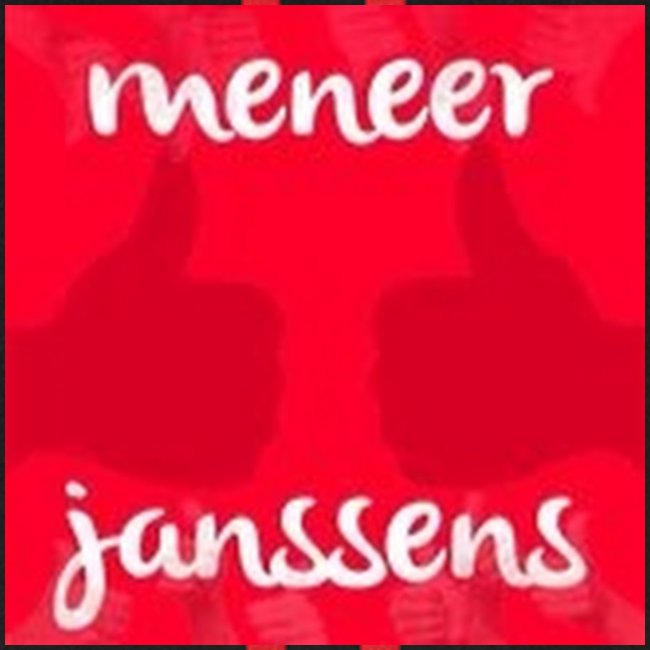 Sweater Meneer Janssens