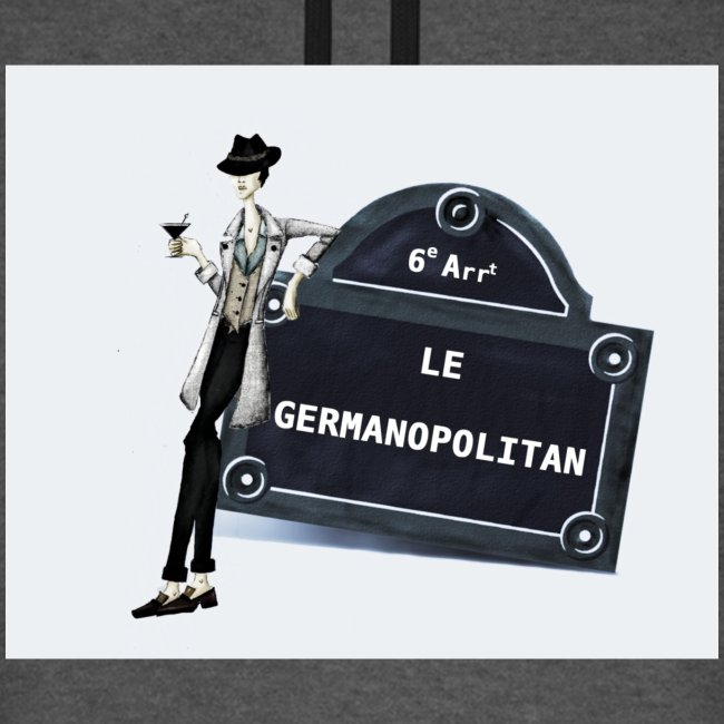 Sac Le Germanopolitan