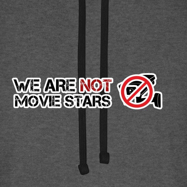 Nous ne sommes pas des stars de cinéma