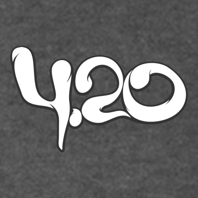 420 and Fuck Off Logo