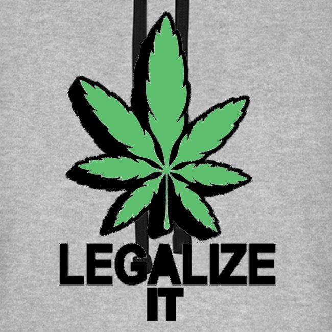 Legalize it Green
