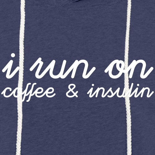 I run on coffee & insulin v4 ETU