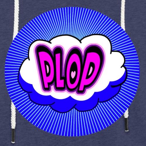 PLOP Comic - Leichtes Kapuzensweatshirt Unisex