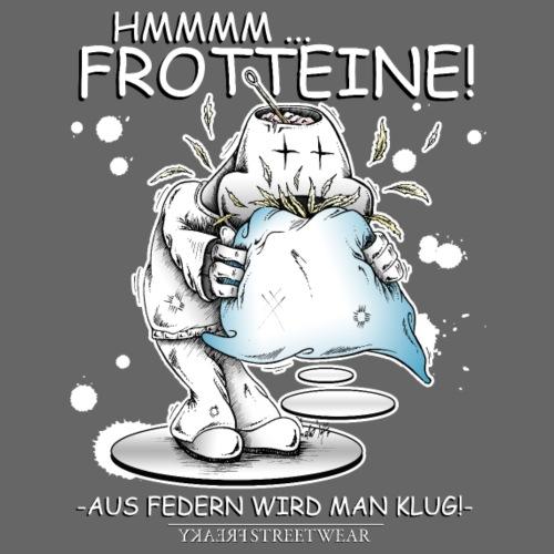Frotteine - Leichtes Kapuzensweatshirt Unisex