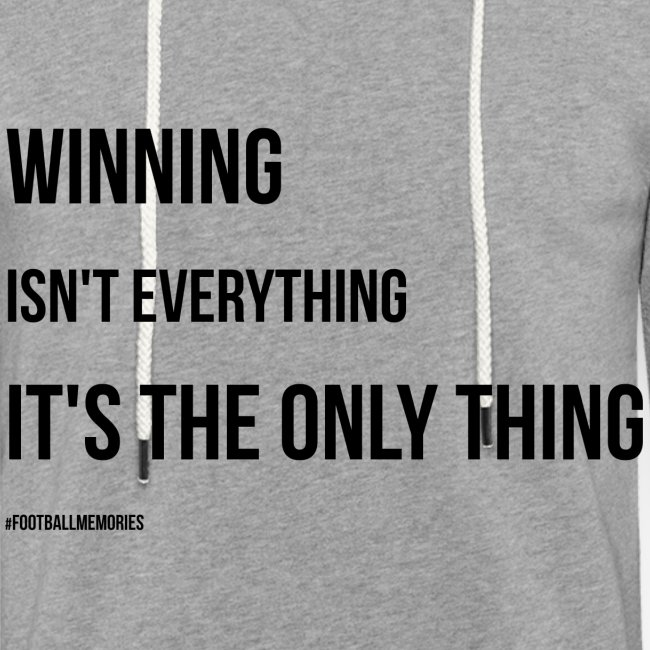 Football Victory Quotation