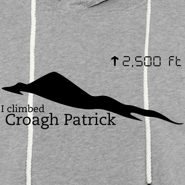 Croagh Patrick (Altitude)