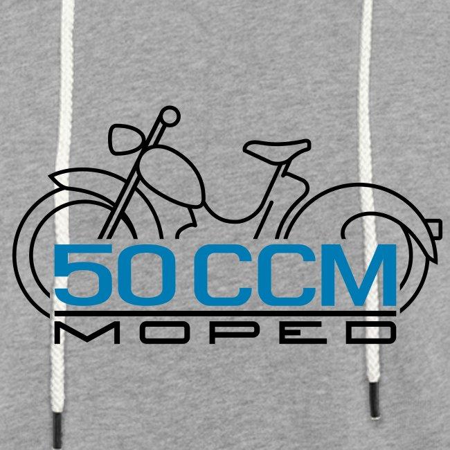 Moped SR2 50 cc emblem