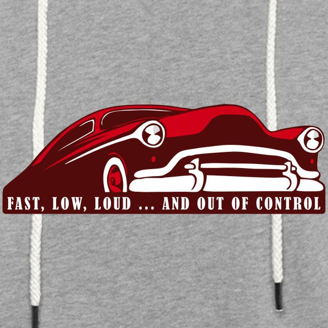 Kustom Car - Fast, Low, Loud ... And Out Of Contro