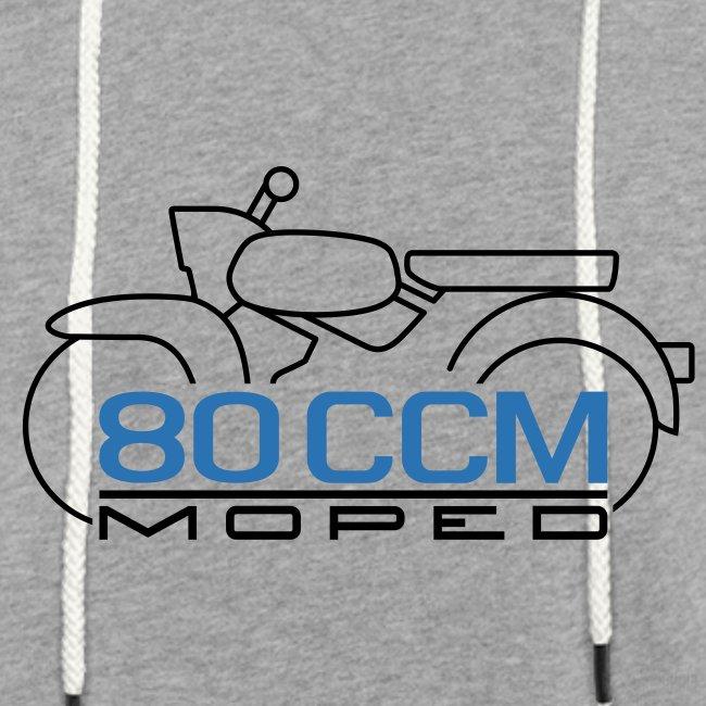 Moped Sperber Habicht 80 ccm Emblem