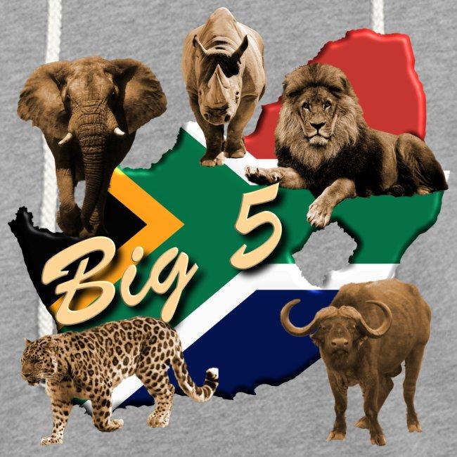 Big 5 - Südafrika Safari