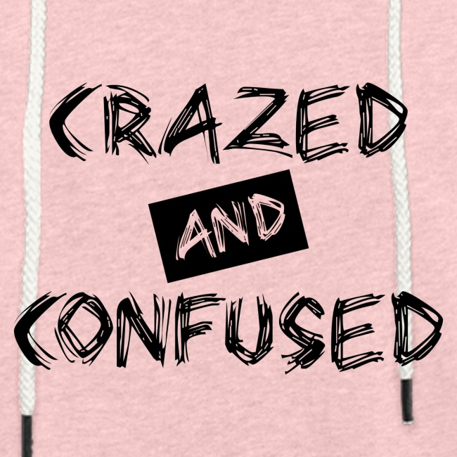 Black Crazed And Confused
