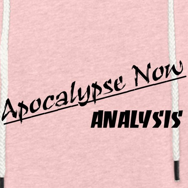Black Apocalypse Now Analysis