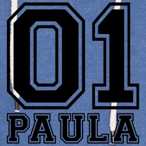 Paula - Name - Light Unisex Sweatshirt Hoodie