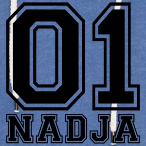Nadja - Name - Light Unisex Sweatshirt Hoodie