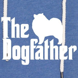 Keeshond Dogfather - Light Unisex Sweatshirt Hoodie