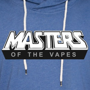 Masters of the vapes - Light Unisex Sweatshirt Hoodie