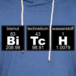 Chemistry BiTcH - Light Unisex Sweatshirt Hoodie