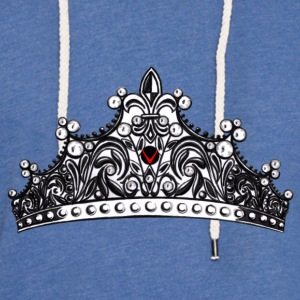CROWN - Light Unisex Sweatshirt Hoodie