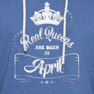 Queens April - Light Unisex Sweatshirt Hoodie