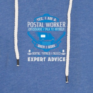 Postal worker - Light Unisex Sweatshirt Hoodie
