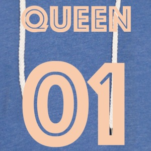Queen Style Limited - Sudadera ligera unisex con capucha