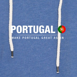 Husband Portugal Great Again - Light Unisex Sweatshirt Hoodie