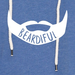 Beardiful v4 - Light Unisex Sweatshirt Hoodie