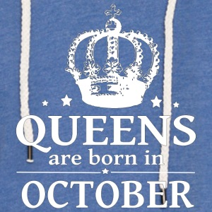 October Queen - Light Unisex Sweatshirt Hoodie