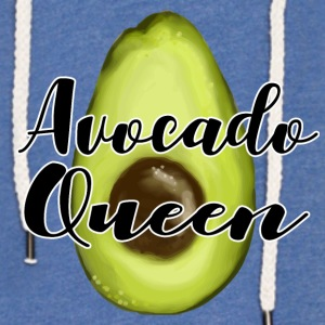 avocado Queen - Light Unisex Sweatshirt Hoodie