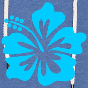 Blue flower - Light Unisex Sweatshirt Hoodie