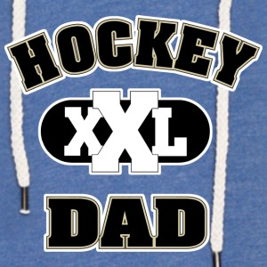 Hockey Dad - Light Unisex Sweatshirt Hoodie